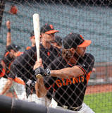 Madison Bumgarner Hitting