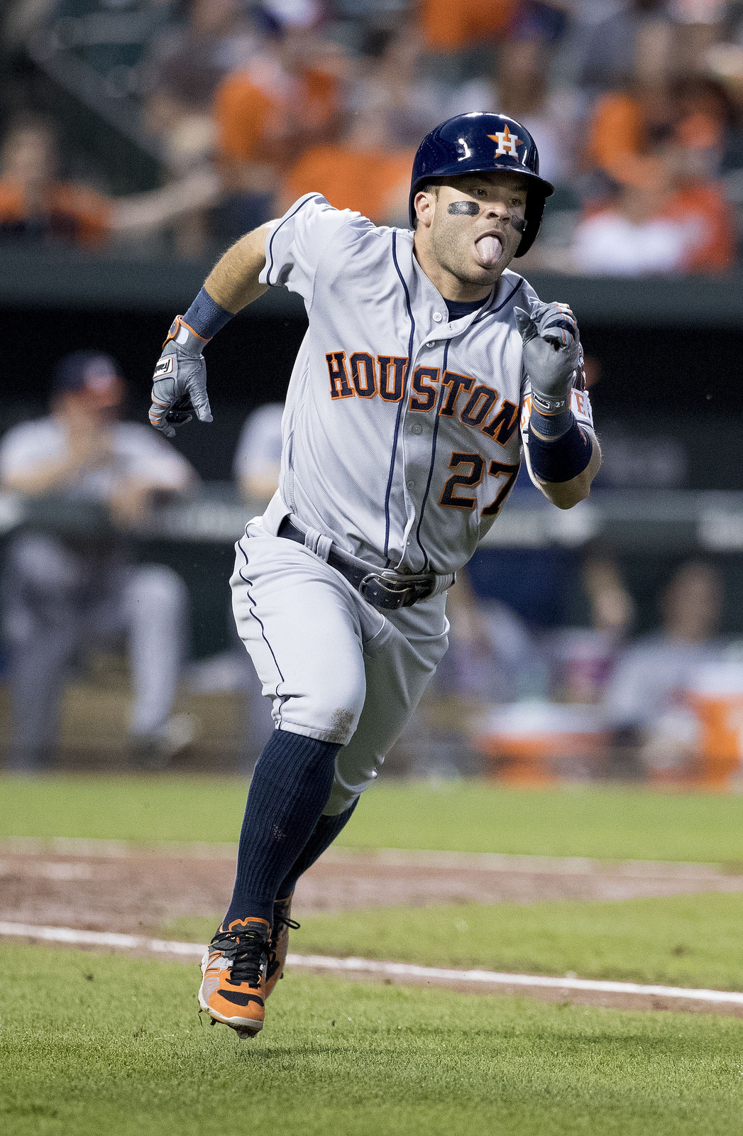 #1 ranked fantasy second baseman, Jose Altuve