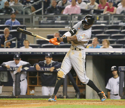Marlins 2b Dee Gordon