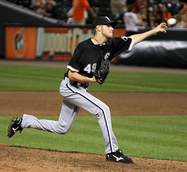White Sox Pitcher, Chris Sale