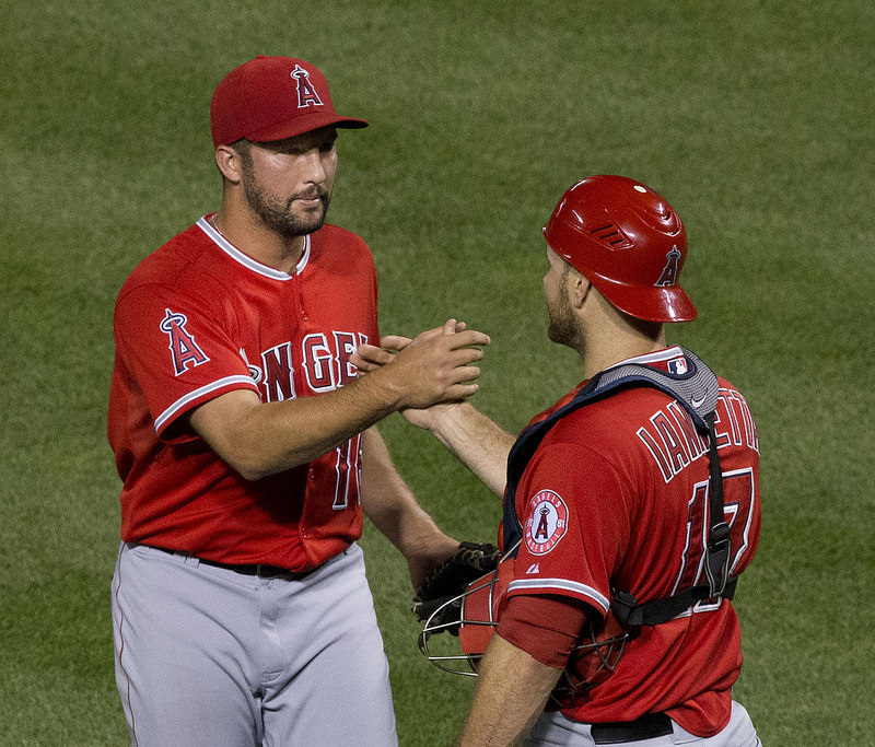 Huston Street, Angels Closer