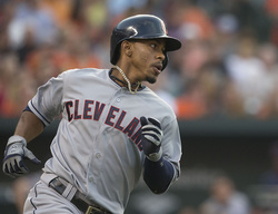 Francisco Lindor, Indians' Shortstop