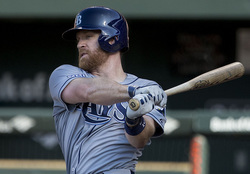 Logan Forsythe, Rays' Second Baseman