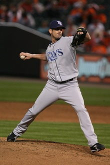 Grant Balfour on the Rays