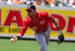 Nationals' Shortstop, Ian Desmond