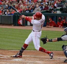 Reds First Baseman, Joey Votto