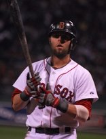 Red Sox 2nd Baseman, Dustin Pedroia